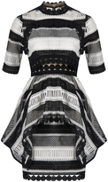 Thurley Moonlight Mini Peplum Dress