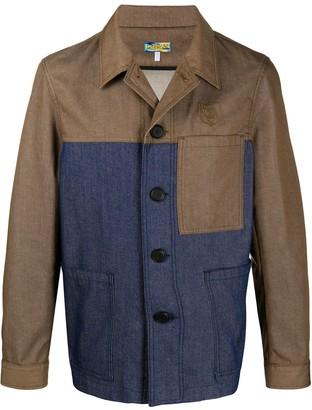 Loewe Button-Up Shirt Jacket