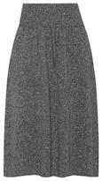 Joseph Knitted wool-blend skirt