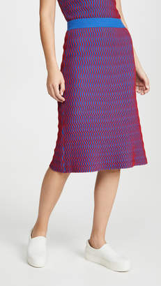 Opening Ceremony Squiggle Skirt