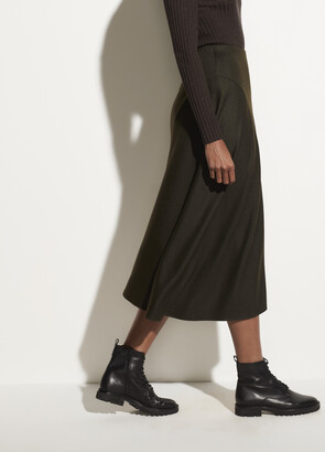 Vince Cozy Asymmetric Skirt