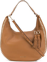 MICHAEL Michael Kors 'Lauryn' hobo bag - women - Leather - One Size