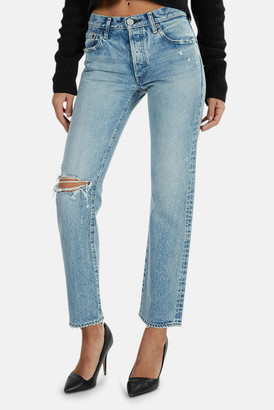 Moussy Hesperia Straight Jeans