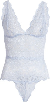 Oh La La Cheri Galloon Lace Teddy