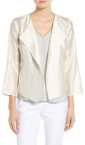 Nic+Zoe Women's Silk Party Jacket