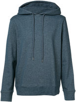 A.P.C. drawstring hoodie - men - Cotton - M