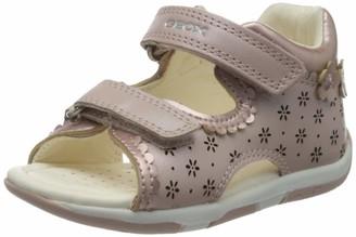 Geox Baby Girls B Sandal Tapuz Open Toe