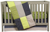 Trend Lab Perfectly Preppy Three-Piece Crib Bedding Set