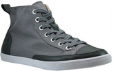 Burnetie Men's High Top Vintage