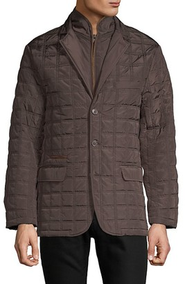 Tailorbyrd Brock Quilted Jacket