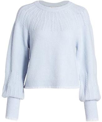 Dh New York Contrast Stitch Sweater