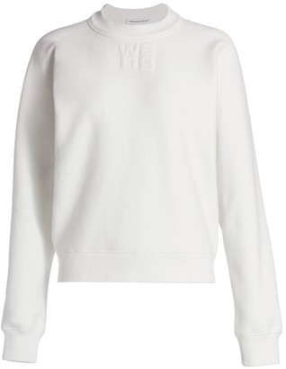 Alexander Wang Foundation Crewneck Sweatshirt