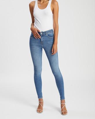 Dr. Denim Lexy Jeans