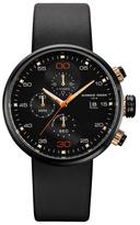 Giorgio Fedon Speed Timer II Quartz Black Dial Watch, 44mm