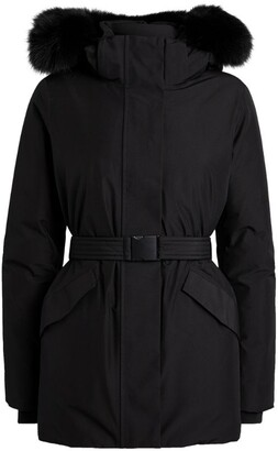 Woolrich Belted Arctic Parka