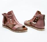 Miz Mooz Leather Embellished Sandals - Taylor