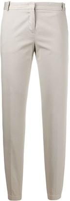 Fabiana Filippi Slim-Fit Cropped Trousers