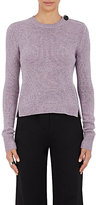 Marc Jacobs Women's Mélange Sweater-LIGHT PURPLE