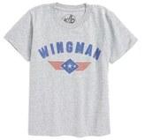 Kid Dangerous Wingman Graphic T-Shirt (Toddler Boys & Little Boys)