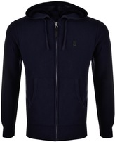 Luke 1977 Full Zip Gert Lush Jumper Navy