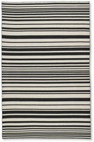 Williams-Sonoma Contrast Stripe Rug