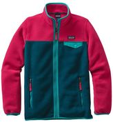 Patagonia Girls' Lightweight Synchilla® Snap-T® Fleece Jacket