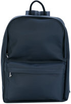 A.P.C. front pocket backpack - men - Cotton/Nylon - One Size