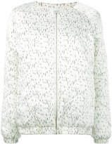 Just Female Flint bomber jacket - women - Silk/Polyester/Spandex/Elastane - S