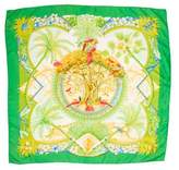 Hermes Aloha Silk Scarf