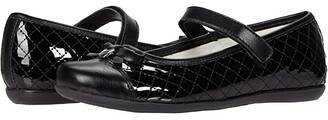 Primigi 64412 (Little Kid/Big Kid) (Black Patent) Girl's Shoes