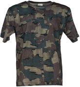 Dries Van Noten Camouflage T-shirt