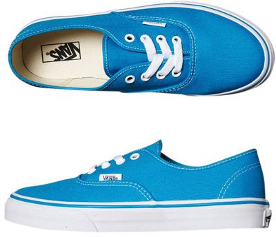 Vans Kids Authentic Shoe