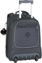 Kipling Clas Soobin back to school two-wheel nylon backpack