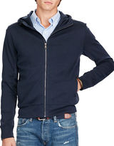 Polo Ralph Lauren Panelled Cotton Hoodie