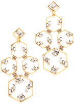 Erickson Beamon Geometry One Earrings