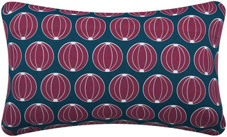 Fermob Melons Outdoor Cushion - Petrol Blue - 68x45cm