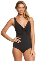 CoCo Reef Contours Keepsake Sapphire Twist One Piece Swimsuit (B/C Cup) 8151457