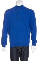 Michael Kors Wool-Blend Zip Sweater