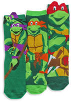 Disney TMNT Three Pair Sock Set
