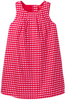 Joe Fresh Gingham Shift Dress (Toddler & Little Girls)