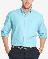 Izod Men's Essential Poplin Oxford Shirt