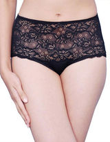 Jones New York Lace Front Panel Modern Brief