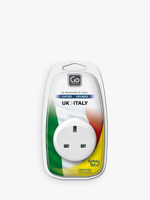 Go Travel USB UK to Italy Travel Adaptor