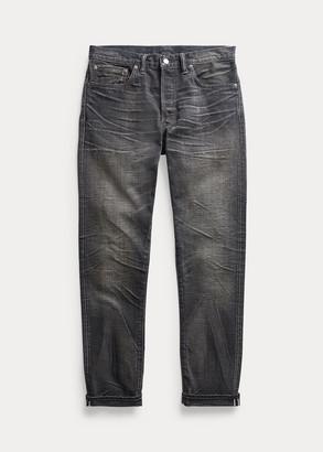 Ralph Lauren Slim Narrow Fit Selvedge Jean