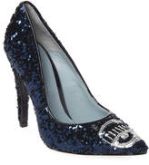 Chiara Ferragni Women's Sequin Pumps