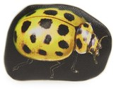 Undercover Women's 'Ladybug' Coin Purse - Yellow