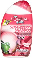 L'Oreal Kids Extra Gentle 2-in-1 Strawberry Shampoo, 9 oz