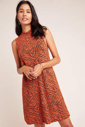 Anthropologie Brigitte Jacquard Shift Dress