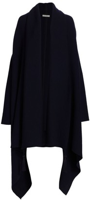 The Row Asu Cashmere & Wool Cape Coat