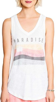 PJ Salvage Sunset Glow Paradise Knit Tank